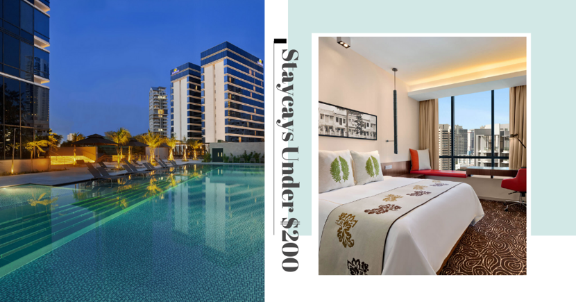 10 Affordable Staycation Deals Under $200/Night For A Mini Getaway In Singapore