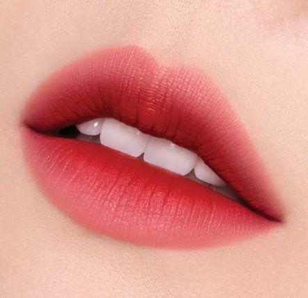Gradient lip look