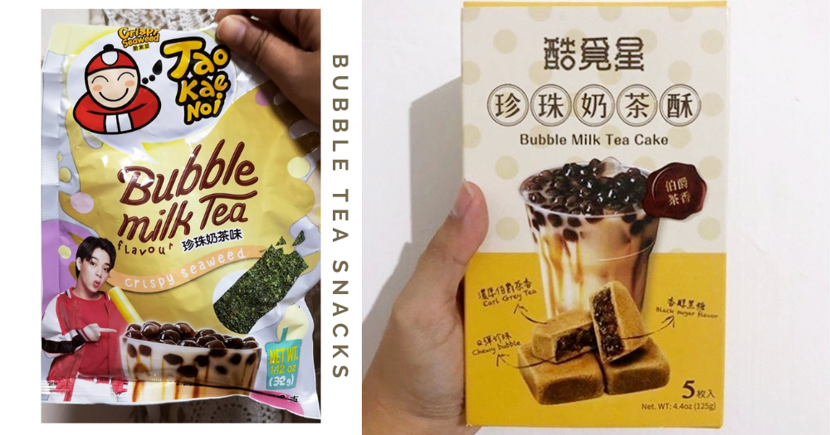 9 Bubble Tea Snacks In Singapore From $2 If Drinks Aren't Enough To Satisfy Your Obsession