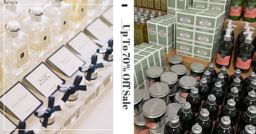 Beautyfresh Is Having An Up To 70% Off Online Sale On Jo Malone, YSL, Kiehl's & More