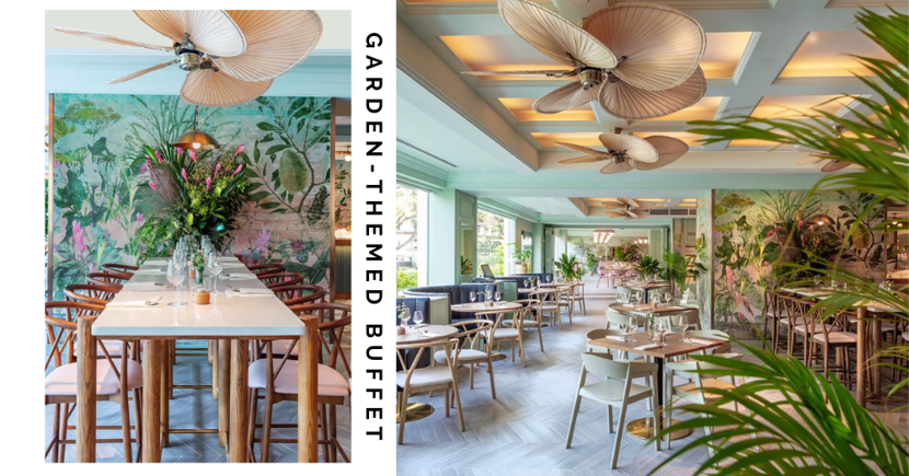 Gorgeous Garden-Themed Restaurant Near Bugis Has Affordable $48 Buffets With Chilli Crab