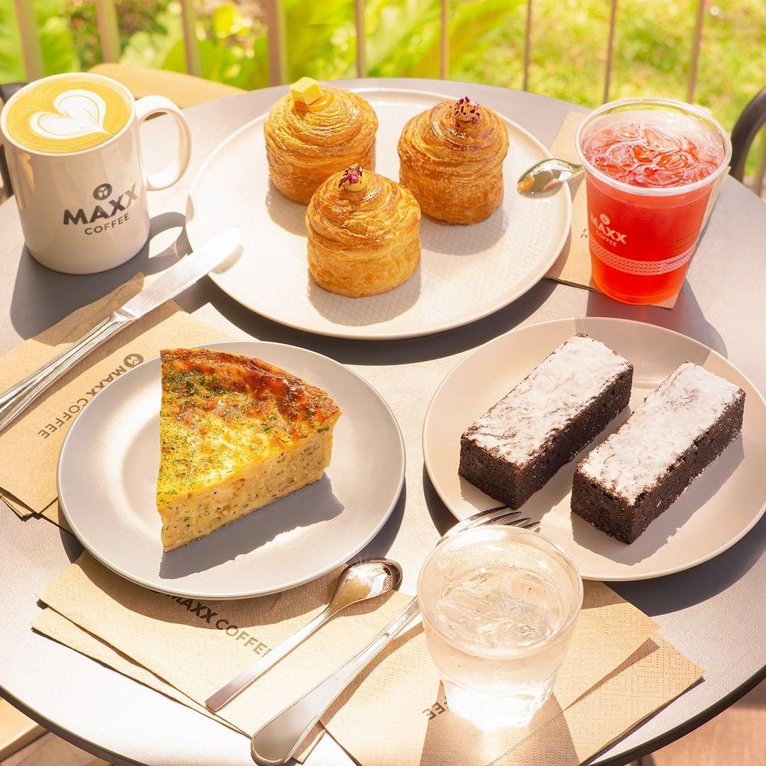 Maxx Coffee Singapore
