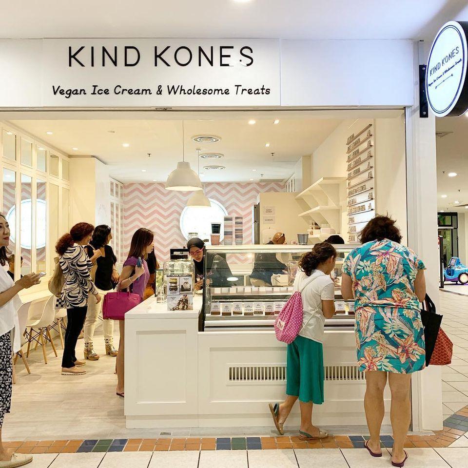 Kind Kones at forum shopping centre singapore