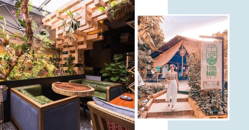 15 Garden-Themed Cafes & Restaurants In Singapore For Those Who Love Nature