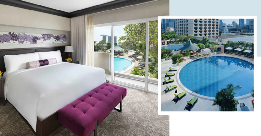 Fairmont Hotel Has 52% Off Staycations With Free Breakfast & $100 Dining Credits