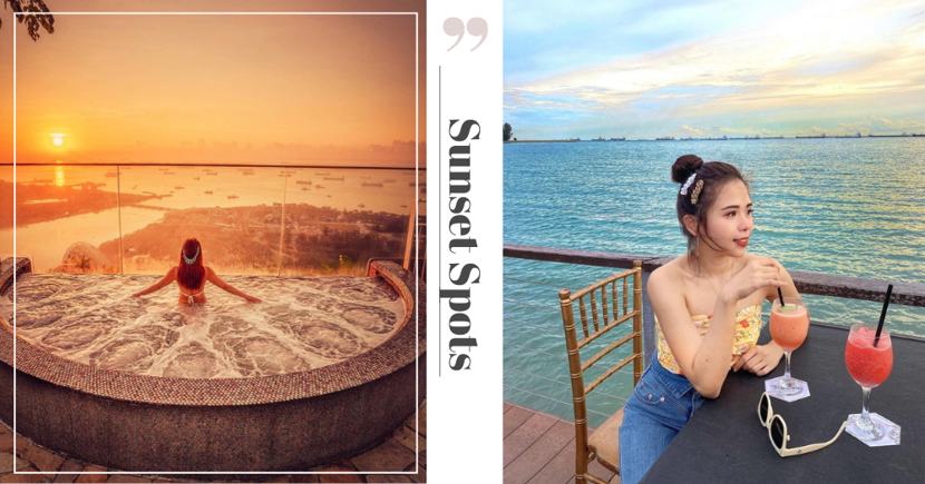 10 Most Beautiful Sunset Locations In Singapore For Photo Backdrops & Stunning Views