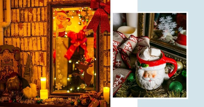This Bar In Singapore Has New Limited-Time Christmas Decorations & Festive Alcoholic Drinks