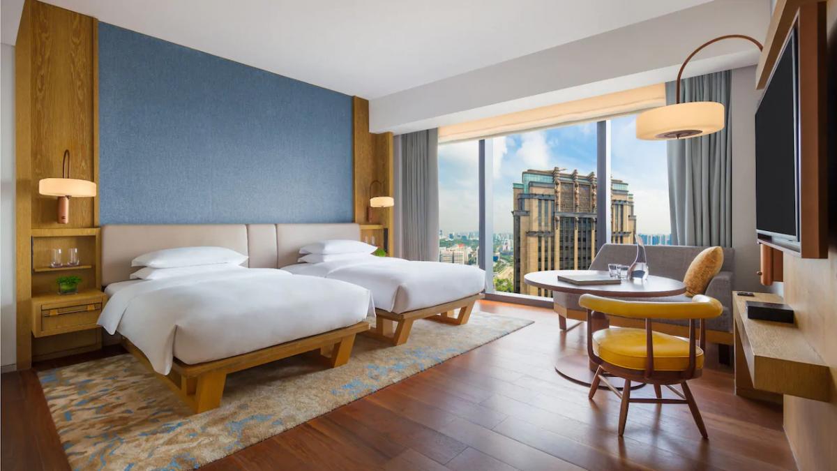 Andaz Singapore hotel staycation deal SingapoRediscovers