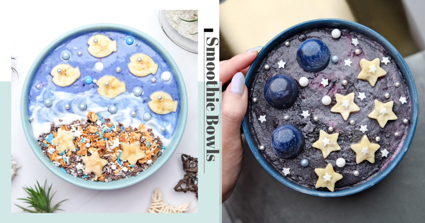 Hidden Cafe At Orchard Has Pretty Smoothie Bowls With Unicorn, Galaxy & Beach Paradise Themes