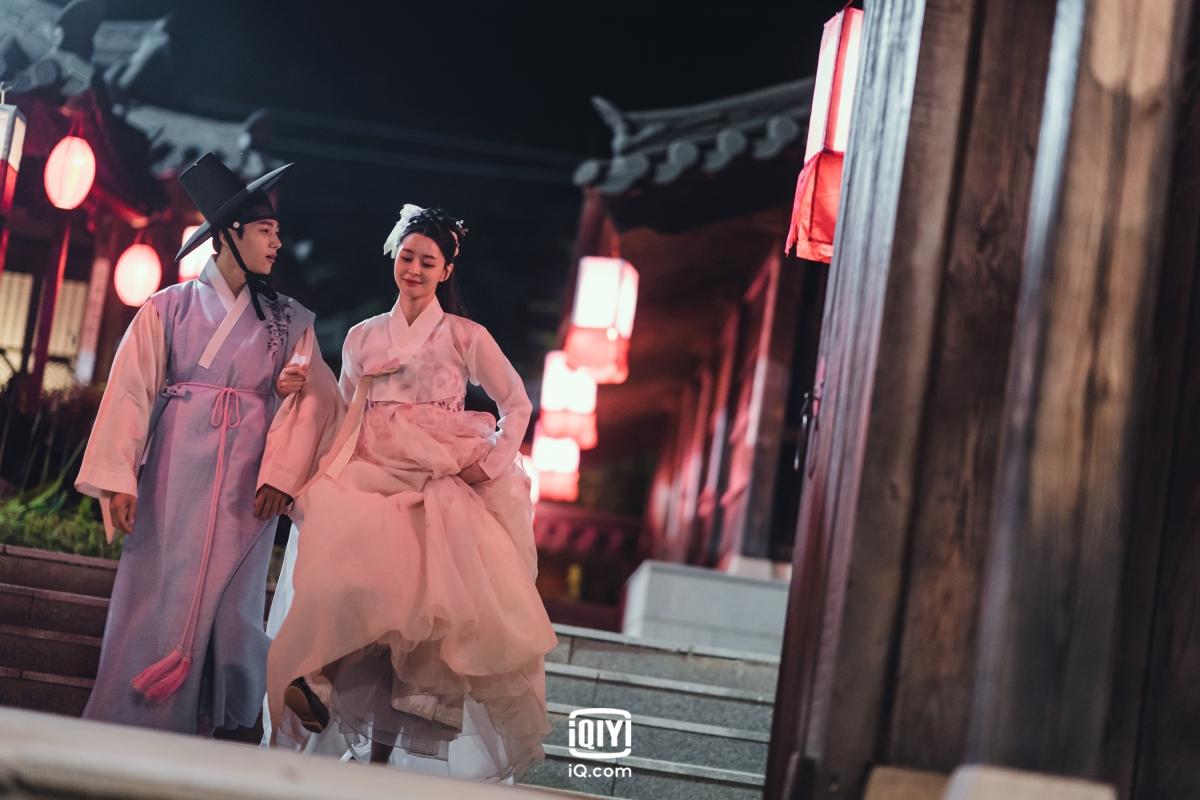 Kim Myung Soo and Kwon Nara in Korean drama Royal Secret Agent