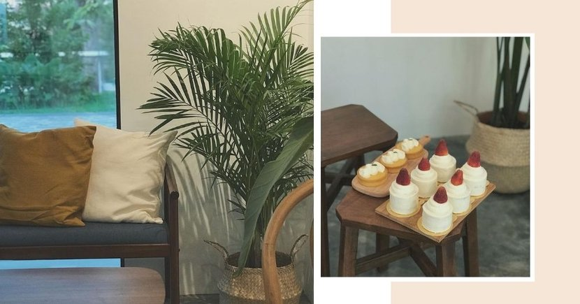 This Minimalist Taiwanese-Style Cafe In Singapore Serves Pastries & Desserts, Plays Mandopop On Loop