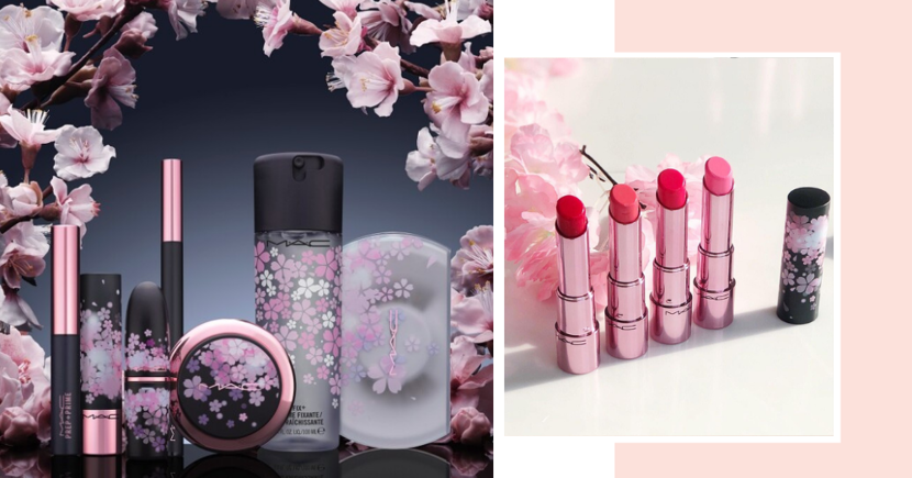 New M.A.C Black Cherry Makeup Collection In Singapore Channels Dark Romantic Vibes