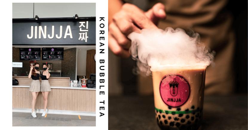 New Atas Korean-Themed Bubble Tea Shop In Singapore Offers Alcoholic, Non-Alcoholic & Lactose-Free Bubble Teas