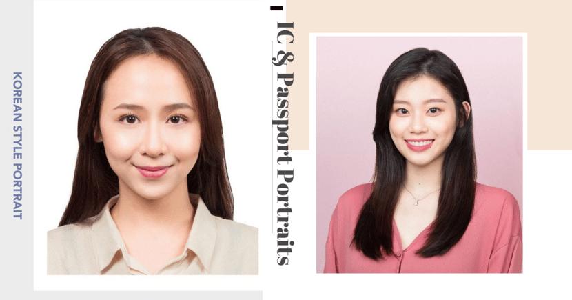 Photo Studio Near TPY Does The Glammest Korean-Style IC/Passport Photos & LinkedIn-Worthy Headshots