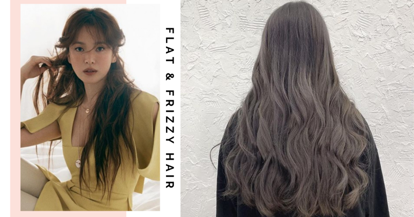 17 Tips For Thin, Flat Hair That's Also Frizzy From Professional Hair Stylists In Singapore