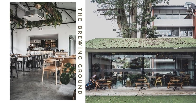 New Industrial Chic Cafe Amidst Lush Greenery At Joo Chiat Is Perfect For Lazy Afternoon Brunch