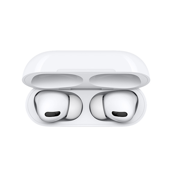 Apple AirPods Pro top view