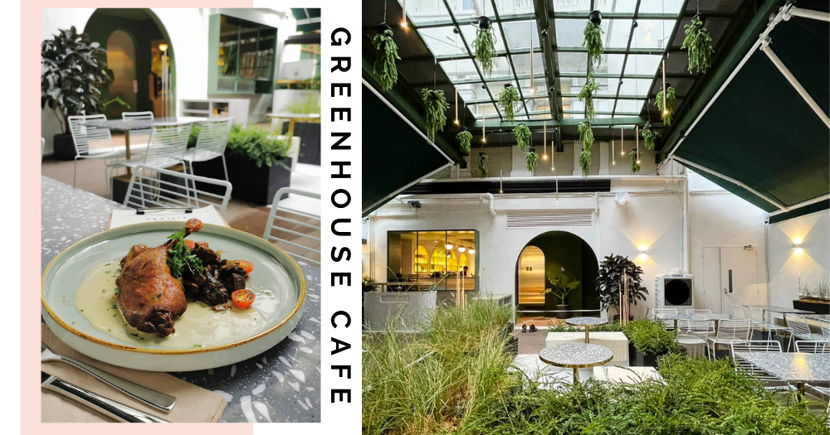 New Hidden Alfresco Greenhouse-Style Cafe At Bukit Timah Opens Early At 7.30am Daily