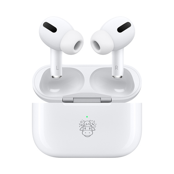 Apple Year of the Ox engraved AirPods Pro