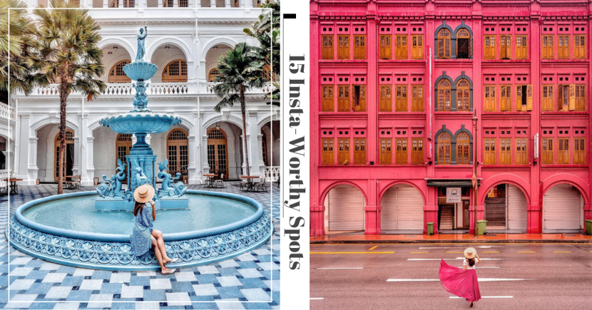 15 Lesser Known Insta-Worthy Photo Spots In Singapore In 15 Different Vivid Colours