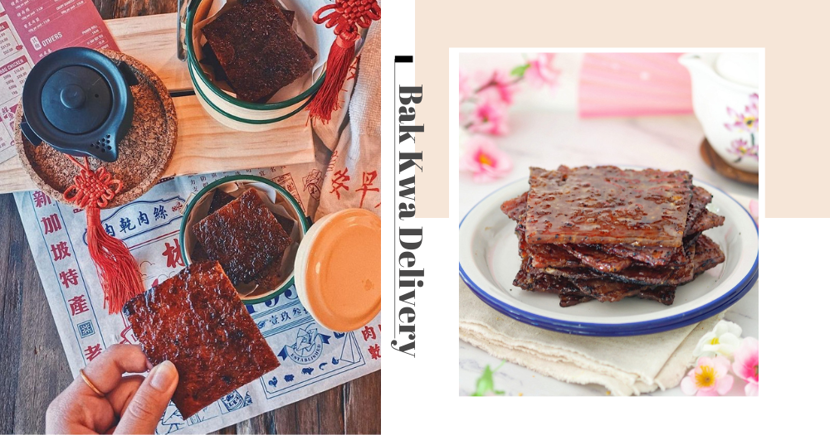 7 Bak Kwa Delivery Services For CNY 2021 So You Don't Have To Queue Amidst Crowds For Hours