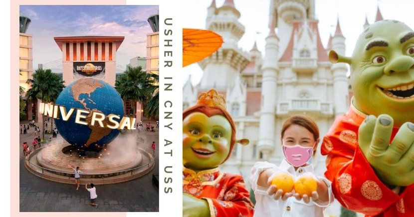 USS Tickets From $43 Include A Free Treat & Let You Meet Characters Dressed Up In Festive Wear