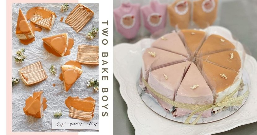 Thai Milk Tea Crepe Cake In Singapore Will Remind You Of Bangkok, Other Flavours Include Thai Rose Tea