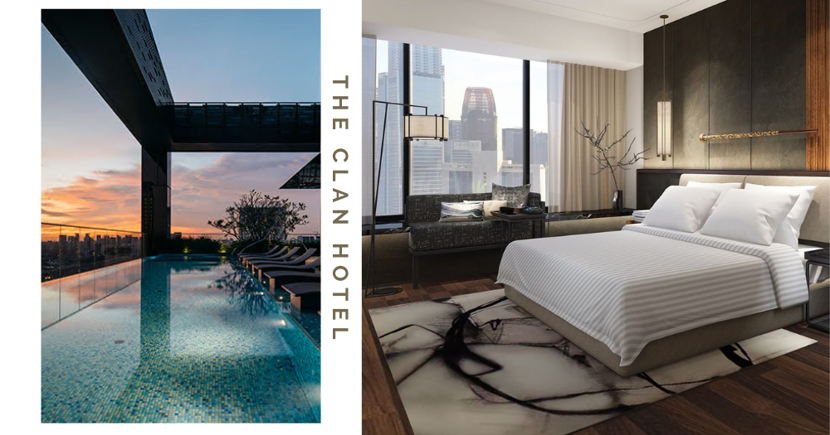 New Hotel At Telok Ayer Has Sky Pool On 30th Floor & 1-For-1 Staycations With Free Breakfast