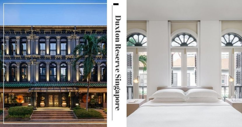New Boutique Hotel At Tanjong Pagar Housed In Restored 19th Century Shophouses Now Open For Bookings