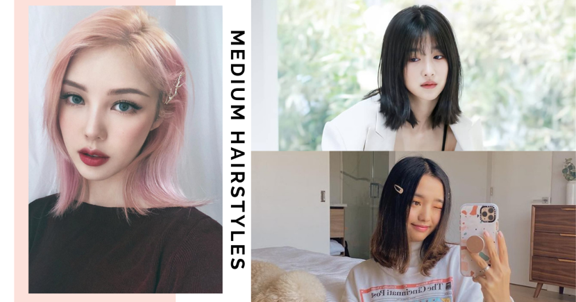 8 Korean Celebrities With Not-Too-Short Short Haircuts To Take Inspiration From