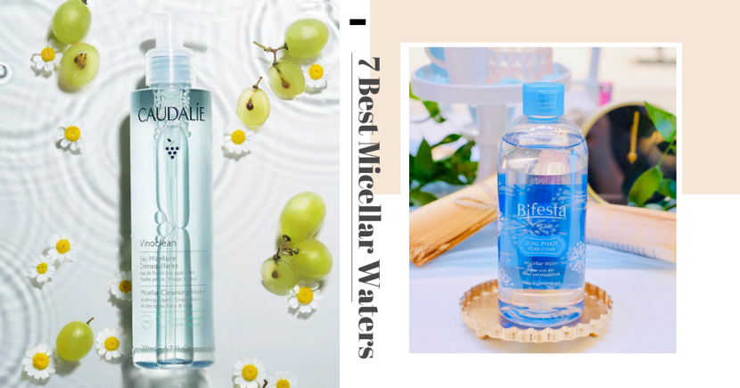 7 Best Micellar Water Brands In Singapore That Can Cleanse Skin & Remove Makeup Conveniently