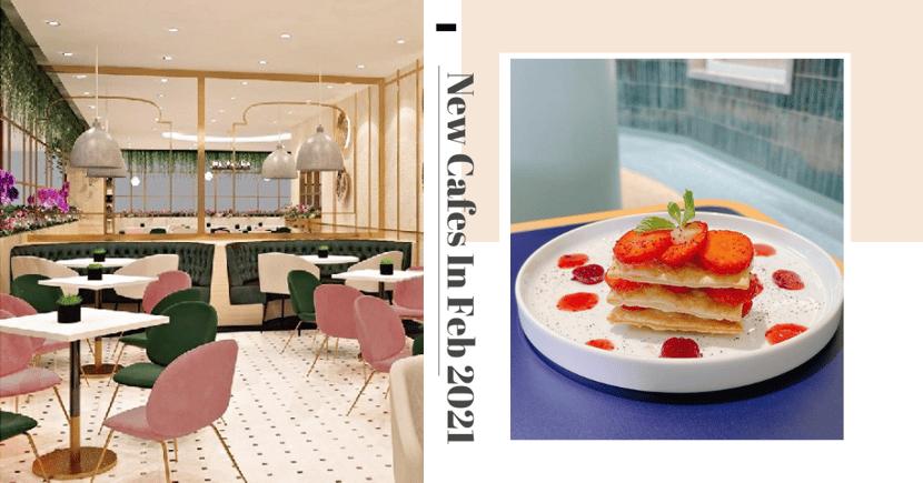 14 New Cafes & Restaurants In Feb 2021: Pink Japanese Restaurant, A5 Wagyu Buffet, Pet-Friendly Spots