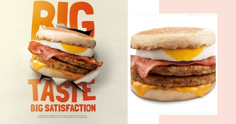 McDonald's McMuffin Stack Is Back & Available All-Day, 1-For-1 Deal Starts On 29 March