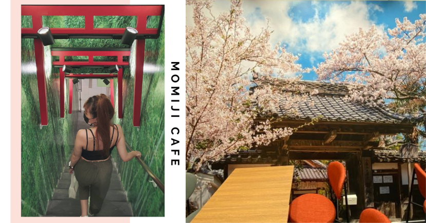 New Kyoto-Style Cafe In Singapore Has Sakura Blossom Decor & Gourmet Japanese Sandwiches