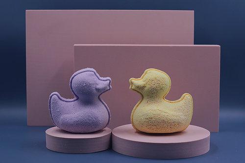 Nude & Jar Rubber Ducky fizzies