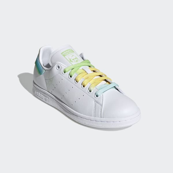 adidas Tinkerbell sneakers side view