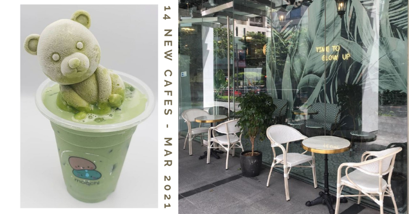 14 New Cafes & Restaurants In March 2021: MUJI Vibes, $17.50 High Tea, & IG-Worthy Private KBBQ