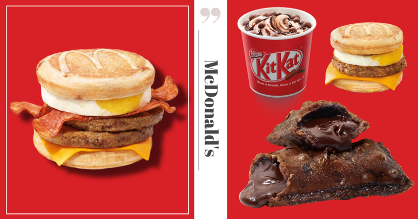McDonald's Singapore Will Be Bringing Back McGriddles All-Day-Long, Chocolate Pie & KIT KAT McFlurry Soon