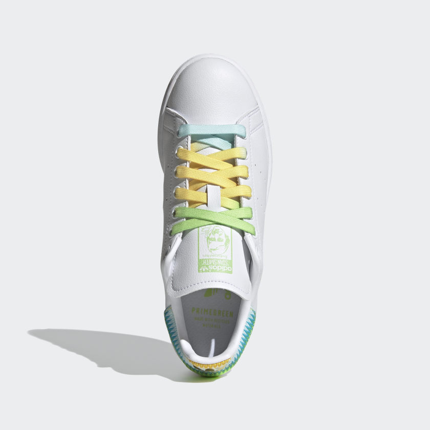 adidas Tinkerbell sneakers top view