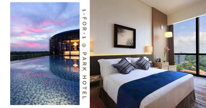 5 Hotels Under Park Hotel Group Are Having 1-For-1 Staycations w/ Free Breakfast & Late Check-Out