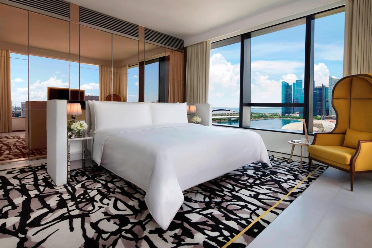 JW Marriott Hotel Premier Marina Bay Suite