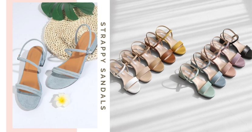 7 Ladies' Footwear Brands In Singapore With Strappy Sandals That Are Stylish & Comfortable