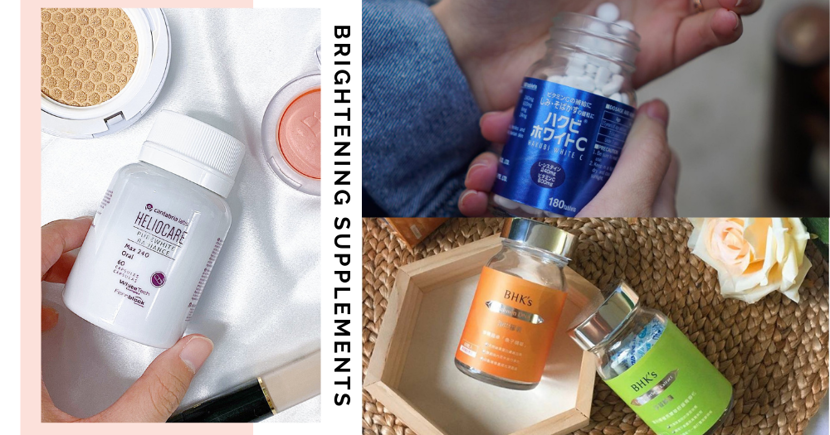 5 Best Affordable Skin Brightening Supplements You Can Shop Online In Singapore