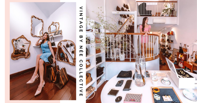 New Vintage Luxury Store In Singapore Has Europe Vibes & IG-Worthy Photo Spots