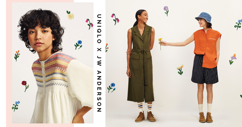 New UNIQLO X JW Anderson Spring Summer Collection 2021 In Singapore