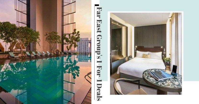 4 Hotels Under Far East Group Are Having 1-For-1 Deals, Start Booking From 10 April