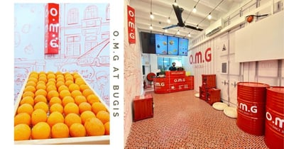 Popular Pasar Malam Stall Selling Sweet Potato Balls Opens Permanent Outlet At Bugis