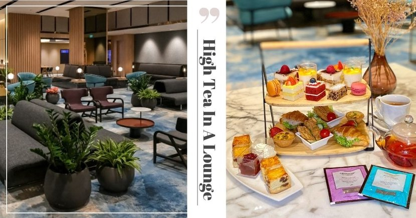 Have High Tea In A Luxurious Lounge At Only $34/Pax, Just In Time For Mother's Day