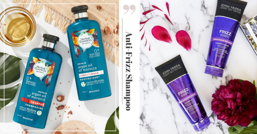5 Best Hair Smoothing Shampoos In Singapore For Those With Frizzy, Dry Hair