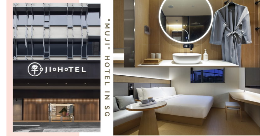 Lesser-Known Hotel At Dhoby Ghaut Is Singapore's Answer To The Famous MUJI Hotel In Tokyo